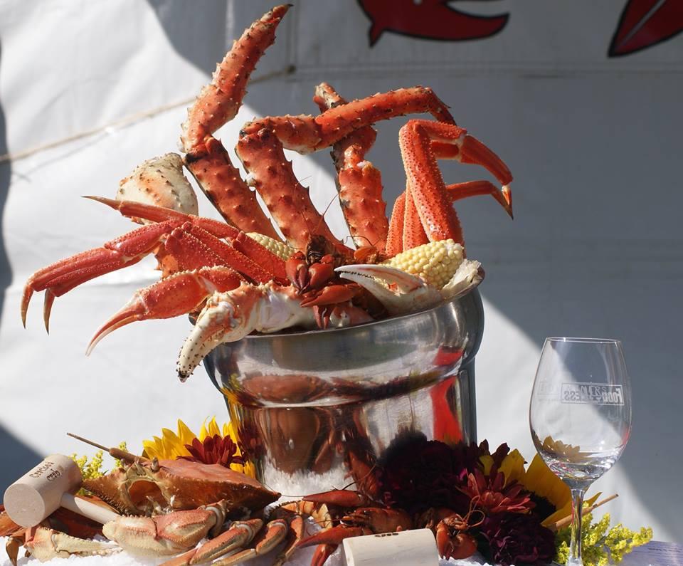 Giant King Crabs King Crab Awaits You
